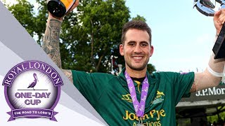 Hales Breaks Record To Win Cup For Notts Against Surrey - Royal London One-Day Final 2017