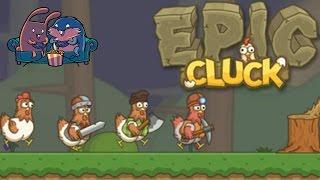 "Epic Cluck ""Стальные яйца"""