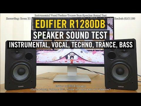 Edifier R1280DB Speaker Review | Ayumilove Tech