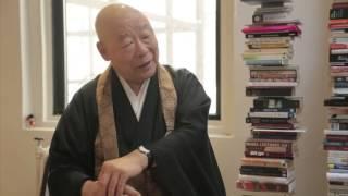 Zen Master Eido Roshi answers the question,