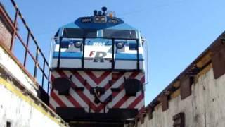 preview picture of video 'NREC E2300CW acercandose a la Fosa'