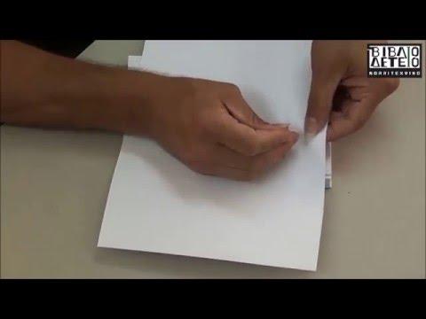 Πώς να φτιάξω ραφτό βιβλίο (1ο μέρος)