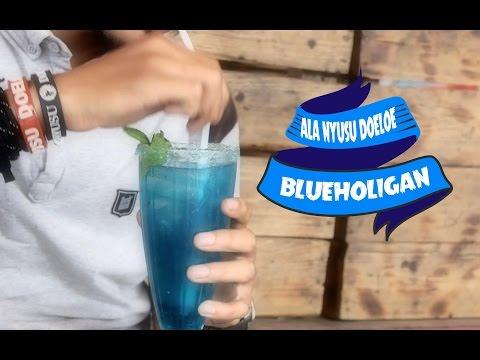 "Video Mocktail ""Blue Hooligan"""