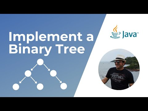 How to Implement a Binary Tree in Java | Binary Tree Data Structure
