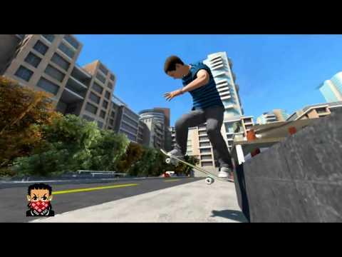 Skate 3   Team R.ent @ City Hall Skatepark featuring emericaridr11