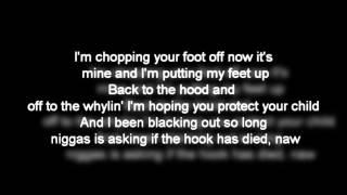 Busta Rhymes Calm Down Ft. Eminem (lyrics)