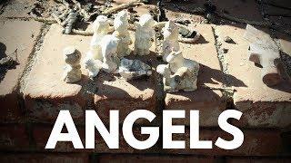Angels. #LightTheWorld