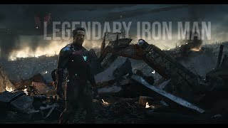 (Marvel) Tony Stark \  Legendary Iron Man