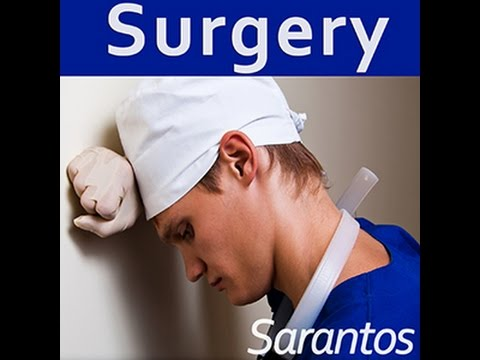 Sarantos – Surgery (Official Music Video): Music