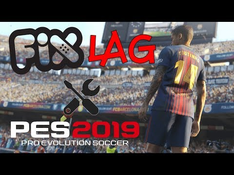 FIX PES 2018 STUTTERING / LAG ON NVIDIA GRAPHICS | REALLY