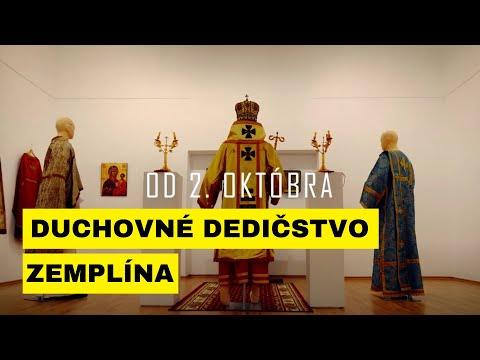 POZVANKA: Zemplínske múzeum - Výstava sakrálnych predmetov východného obradu