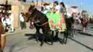 preview picture of video 'desfile de feria 2010 San Francisco de los Romo Ags. (2)'