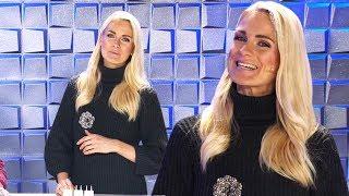 Anne-Kathrin Kosch weiß welche Batterien noch voll sind! Bei PEARL TV (Dezember 2019) 4K UHD