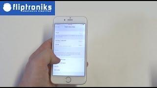 Iphone 6: Email Won't Update - Fliptroniks.com