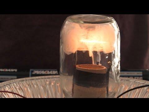 How to Make a Homemade Light Bulb