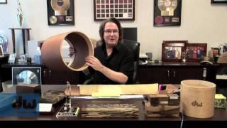 DW Classics Series Drums - John Good Reveals Shell Construction