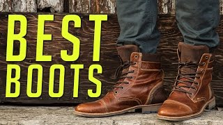 The Best Boots Under $250 - 2017 || Mens Fashion Review || Gents Lounge