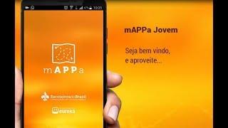 Tutorial de como utilizar o aplicativo mAPPa Jovem.