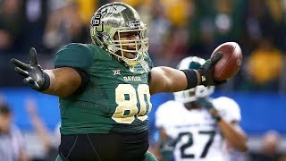 """Best """"Big Guy"""" Moments in NCAA History"""