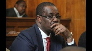 Why former Nairobi Governor Evans Kidero is even in a deeper trouble