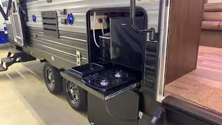 #1 Selling Travel Trailer In The USA - 2019 Forest River Cherokee 274DBH