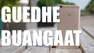 Unboxing & Initial Review Xiaomi Mi Max Indonesia