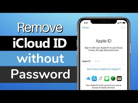 How to Remove iCloud ID without password