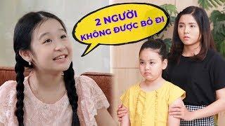Ghét mấy đi nữa, Lam Chi vẫn cố NÍU KÉO để chị em Tâm Anh KHÔNG BỎ NHÀ ra đi