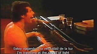 Don't Stop Me Now - QUEEN - live (subtitulada / lyrics en Español / Ingles)