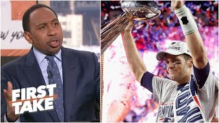 Weak AFC East has allowed the Patriots an easy path to Super Bowls - Stephen A. | First Take