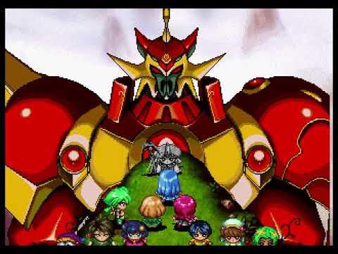 [TAS] Saturn Magic Knight Rayearth by Mitjitsu in 13:22,0