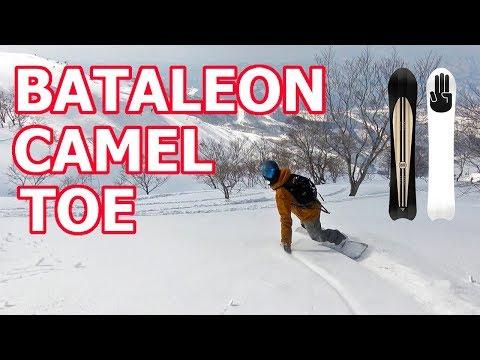 Bataleon Camel Toe Snowboard Review