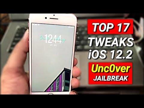 Download Top Ios 11 12 12 1 2 Jailbreak Tweaks Best Unc0ver Cydia