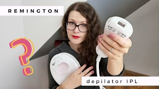 Depilator IPL i-light Remington 6750.