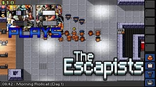 OfficialBlueBen Plays - The Escapists