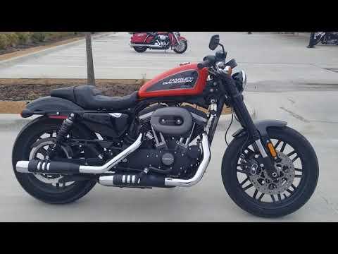 2020 Harley-Davidson® Roadster™  XL1200CX