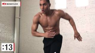 5 Minute HIIT Workout - HIIT Like A Pro by Bowflex