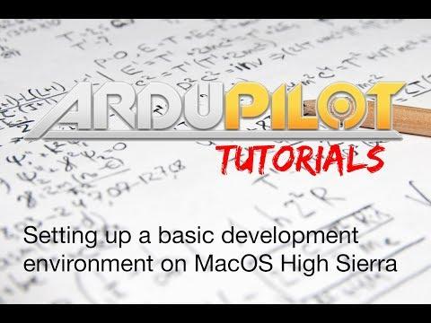 ardupilot-development-on-macos-high-sierra-basic