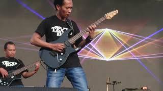 The TEXAS band Bara timur cover Gong 2000...
