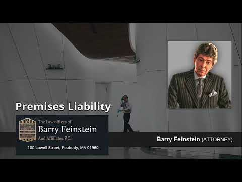 video thumbnail Why Is It Critical To Hire An Experienced Attorney To Handle A Premises Liability Claim?