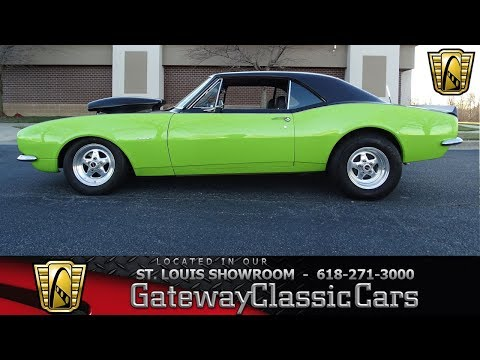 Video of '67 Camaro - MKD5
