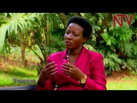 Grace Nakintu anyumya obutasoma bwe bulemaza eggwanga