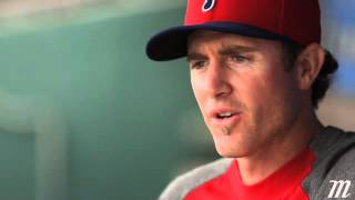 Chase Utley Swings Marucci: What it takes to be the best! JustBats.com