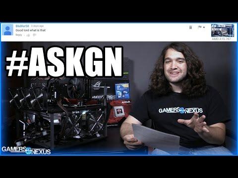 Ask GN: DDR3L vs. DDR3, 4790K vs. 6700K, & 1% Low Testing