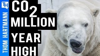 Co2 Levels Hit Three Million Year High - What Does It Mean? (w/ Dr. Michael Mann)