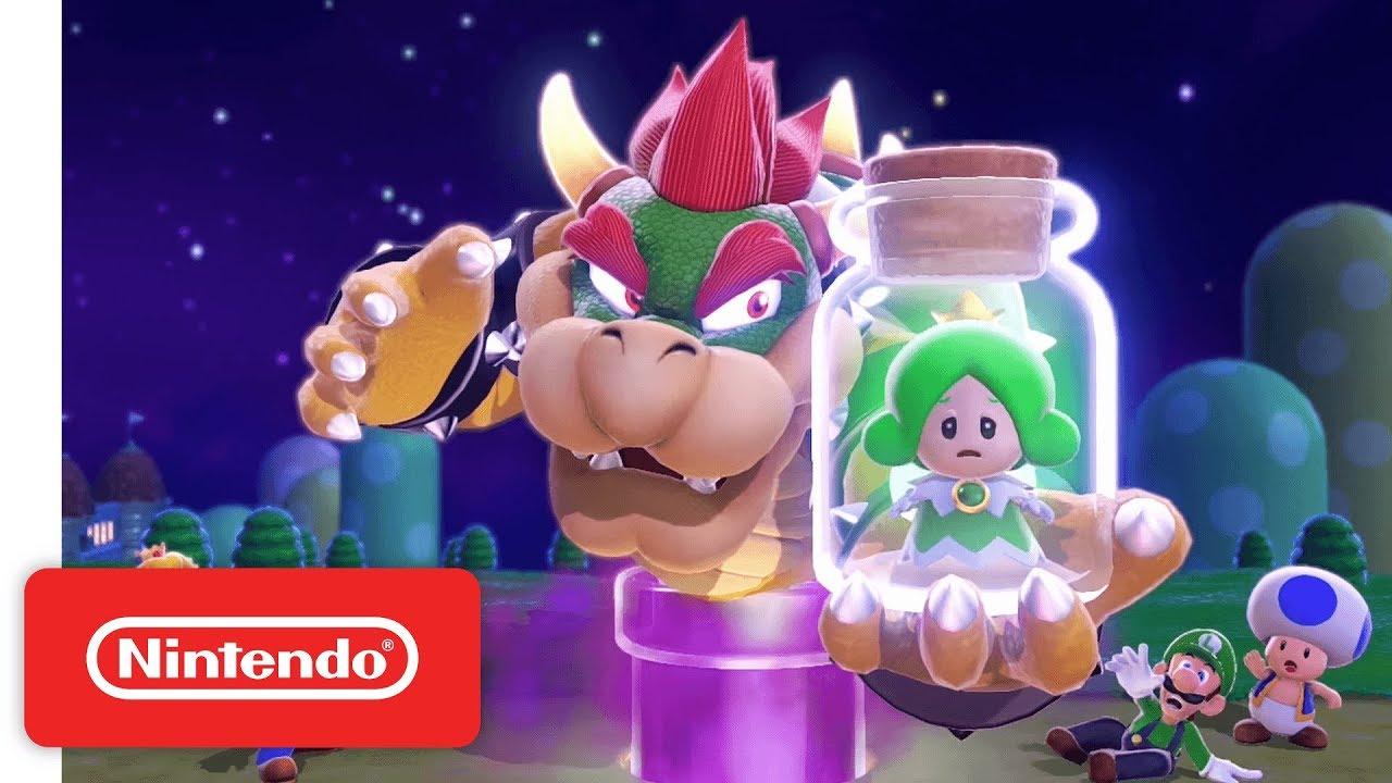 Super Mario 3D World Looks Absolutely Delightful