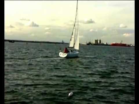 Atlantis Yacht Club. Видео уроки яхтинга 5
