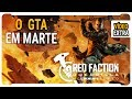 Review E Gameplay Red Faction Guerrilla Resmasterizado