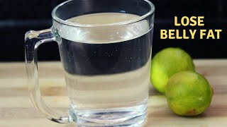 lose belly fat in just 10 days with this lemon water diet-lose weight and get flat stomach fast