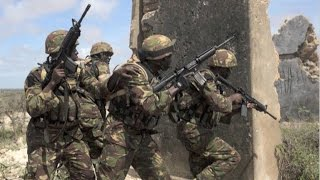 Shabaab attacks KDF camp in Somalia - AUDIO
